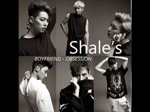 [SHALE'S COVER] Boyfriend - Obsession