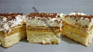 Ciasto Balowe !!! Dawno nie jadłaś czegoś tak pysznego!