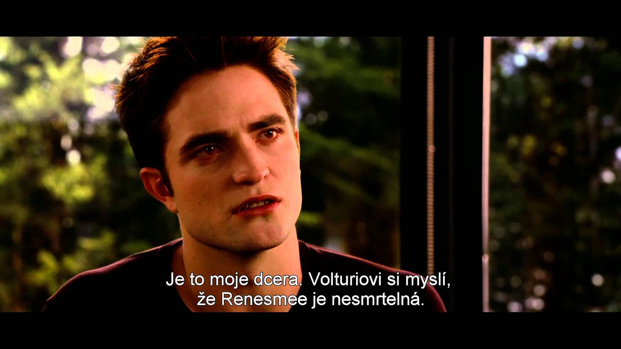 twilight s193ga rozbŘesk 2 �193st twilight saga breaking