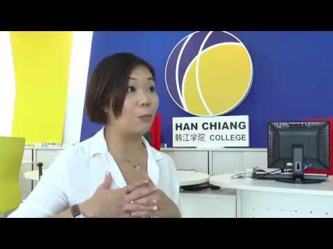 Han Chiang College Alumni Spotlight - Maggie Chooi