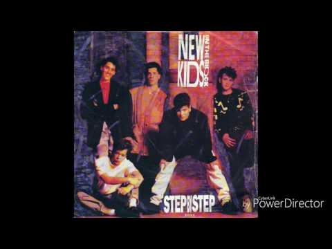 New Kids On The Block-Step By Step (Full CD Single Album)