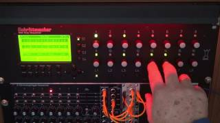 Sequencer Fun with Manikin Schrittmacher and more