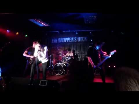 The Droppers Neck - I Am The Law (Riga, 11/01/14)