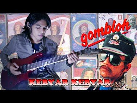 Kebyar Kebyar Versi Metal Guitar Cover By Mr. JOM