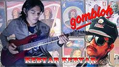Kebyar Kebyar Versi Metal Guitar Cover By Mr. JOM  - Durasi: 4:14.