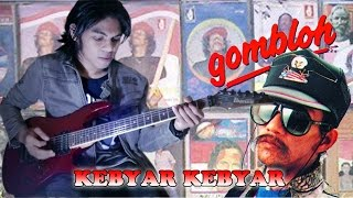 Kebyar Kebyar Versi Metal Guitar Cover By Mr. JOM