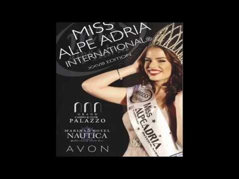 MISS ALPE ADRIA INTERNATIONAL 2016