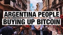 Argentina People Buying Up Bitcoin - Adoption Despite Ban