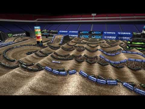 Yamaha Track Map Houston