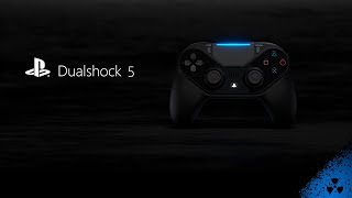 Dualshock 5 - Concept Design Trailer Ps5