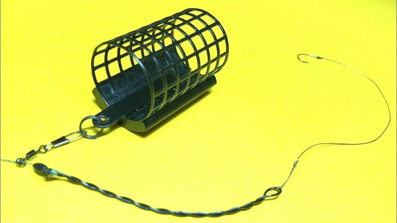 Топ2 Новых монтаж фидерной оснастки | фидерная оснастка инлайн | фидер для начинающих | рыбалка 2020