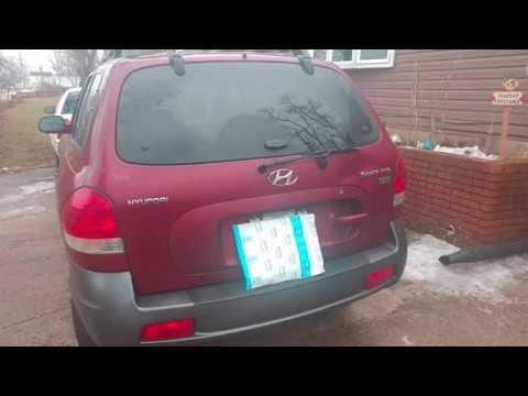 P0320 Hyundai Santafe