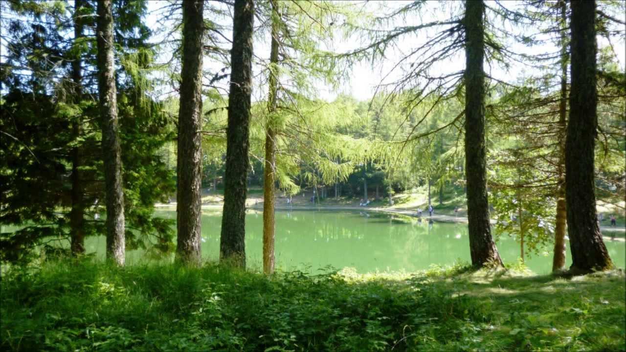 Il lago della ninfa youtube for Planimetrie della cabina del lago