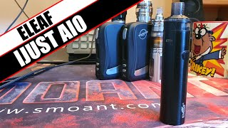 iJust switches to AIO - eLeaf iJust AIO Review
