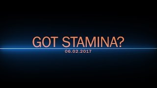 TCI: Belmont Stakes, Stamina Preview - 06/02/2017