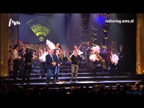 AVRO Gouden RadioRing 2013: De Marconi Award voor beste Zender