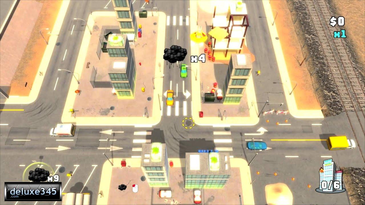 Demolition Inc. DLC Gameplay (PC HD)