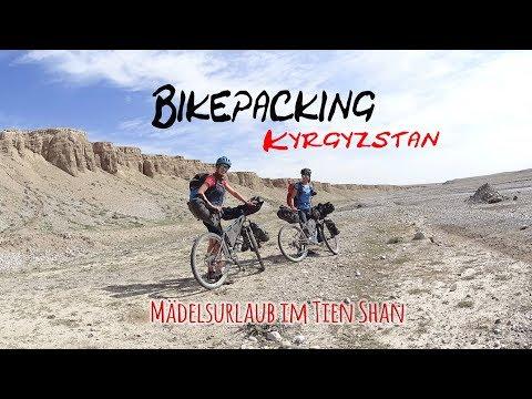 Bikepacking Kyrgyzstan - Girls Trip in Tien Shan