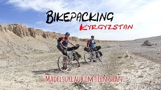 Bikepacking Kyrgyzstan - Girls Trip in Tien Shan