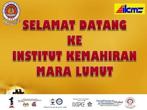Video IKM Lumut, Perak 2015