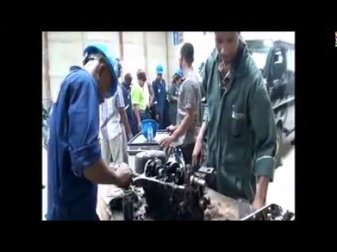 ESI Automobile Workshop