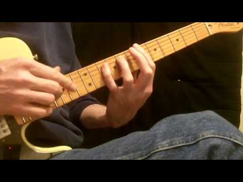 How To Play 'Three Time Loser' Wilson Pickett