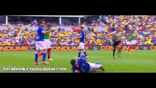 America 1-2 Cruz Azul Jornada 14 Clausura 2014 Liga MX