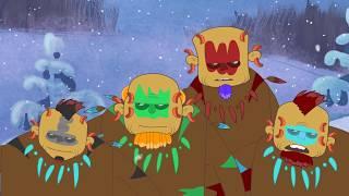 Мультфильм «Селта» по мотивам удмуртских сказок. На удмуртском языке