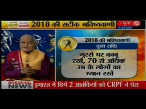 Kaalchakra II 2018 की सटीक भविष्य वाणी || 31 Dec 2017 II