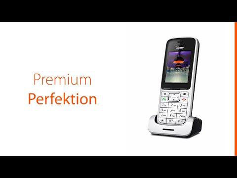 Das neue Gigaset SL450 Schnurlos-Telefon | Das perfekte Premium-Telefon fr Zuhause