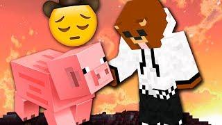 Tengo que abandonarle :( | Minecraft #3