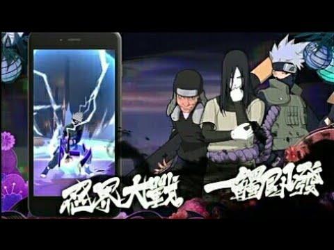 Truyền Nhân Vĩ Thú 3D Mobile – Trải Nghiệm Game Naruto Mobile Đồ Họa Cực Chất – Review Game – NanhKo