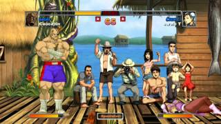 Super Street Fighter II Turbo HD Remix - XBLA - Quick Match: Online Community Session #1