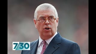 Prince Andrew allegations rocking the Royal family | 7.30