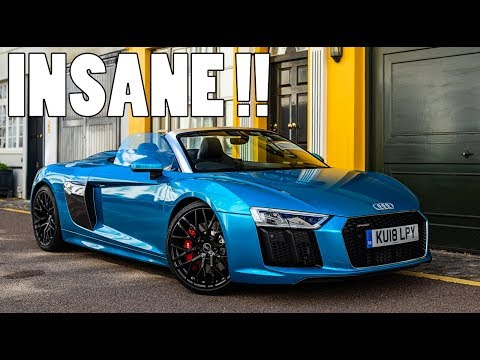 Why the CHEAPER Audi R8 is Better!!