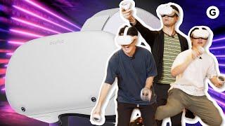 [Sponsored]初の3人動画! Oculus Quest 2で遊ぶVRゲームが楽しすぎた