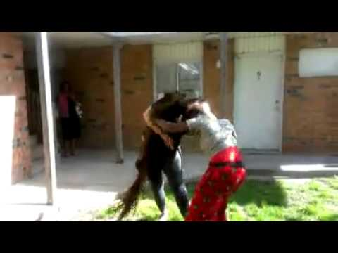 Little Ghetto Black Girls Cussing each other out!!! from YouTube · Duration:  1 minutes 43 seconds