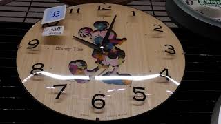 SEIKO Disney Time 掛け時計 FW58 thumbnail