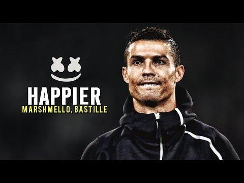 Cristiano Ronaldo ❯ Marshmello ft. Bastille - Happier   Skills & Goals 2018/19   HD
