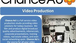 Chance Ad: Internet Marketing Agency in Orlando