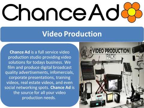 Chance Ad: Internet Marketing Agency in Orlando