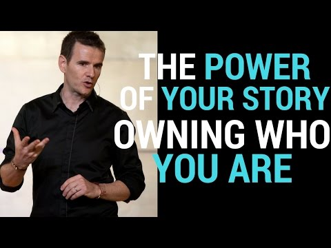 The Power Of Your Story: Owning Who You Are ft. Philip McKernan