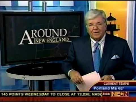 NECN 8pm News, August 22, 2007