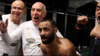 'FRAMPTON WILL VACATE & WONT FIGHT ME IF HE WINS!!' - KID GALAHAD BEATS CLARY, NOW IBF MANDATORY