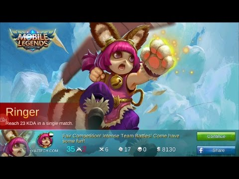 Mobile Legend : Best Mage and Support Nana - YouTube