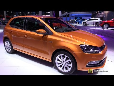 2016 Volkswagen Polo TSI BlueMotion - Exterior and Interior Walkaround - 2015 Frankfurt Motor Show