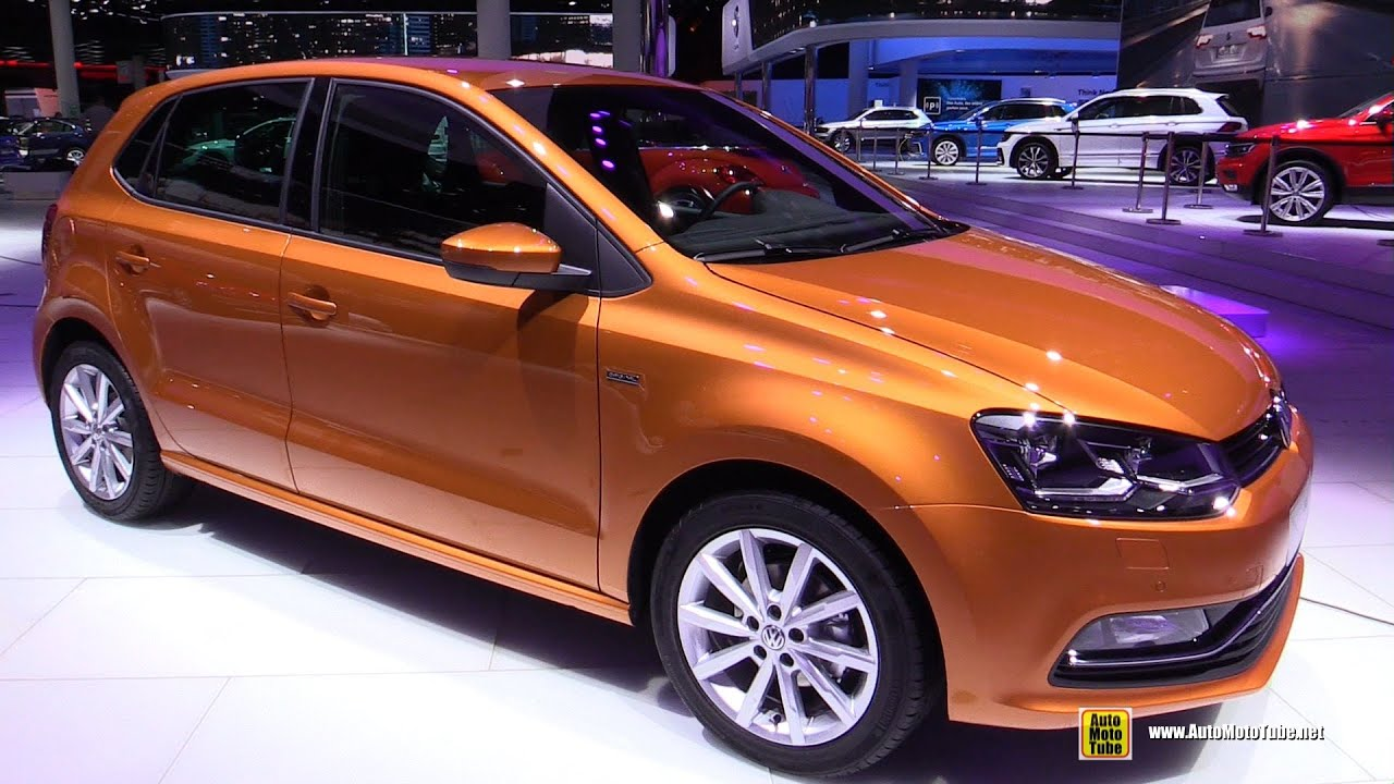 2016 volkswagen polo tsi bluemotion exterior and. Black Bedroom Furniture Sets. Home Design Ideas