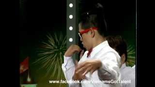 [4/49] Nhóm Freaky Funk - Hồ Chí Minh - Vietnam's Got Talent