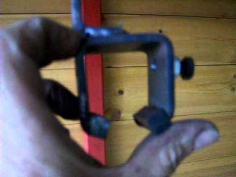 Fabrication d 39 une porte coulissante d 39 un garage youtube for Enlever un bati de porte