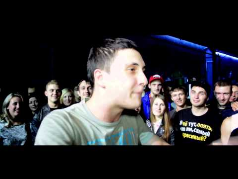 SLOVO - сезон 3, раунд 1. Скрэпер Vs. Кубинец
